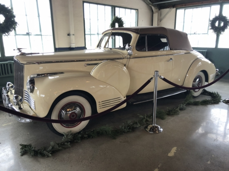 1942 Packard - PPG fleet