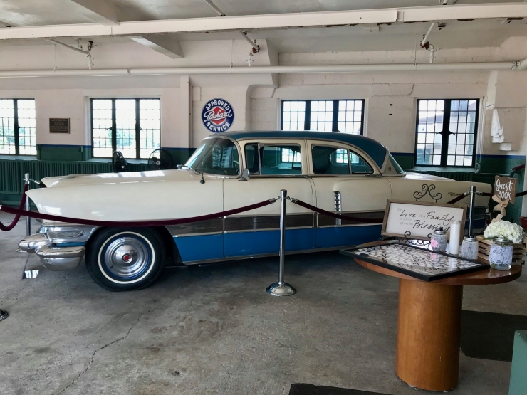 1956 Packard PPG fleet