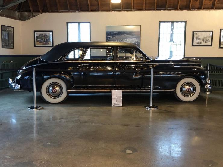 PPG Fleet 1947 Packard